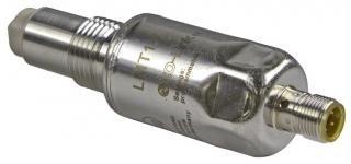 Sensor for point level detection of liquids, viscous media, powder. Tank pressure -1…40bar. Medium temperature -40~100°C