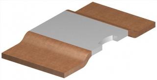Precision Current Sense Resistor, Metal Strip, 15x7.75mm, 0.0002R, 1%, 10W, 20ppm, AEC-Q200