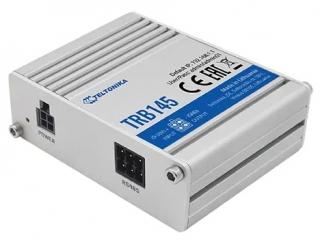 RS485 to 4G(LTE) Cat1 / 3G / 2G IoT Gateway; 1xSMA; 1xSIM; 1xRS485; 2xI/O; ARM Cortex-A7 1.2 GHz CPU; 128MB RAM; 512MB Flash; -40°C to 75°C; IP30