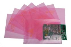 антистатичен опаковачен плик 450х610мм, розов