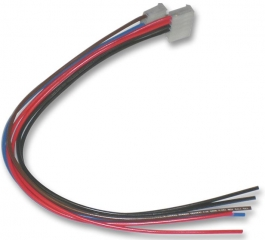 Cable Assemblies, Loom Kit for ECM40/60 Single Output, 300mm wires
