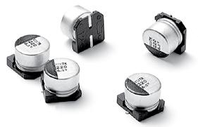 Кондензатор електролитен, 470uF, 16V, 20%, -40~85°C, D8xL10,5mm