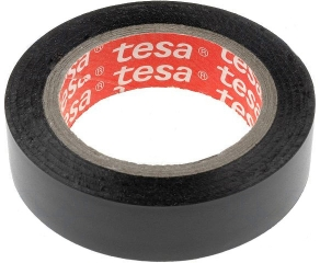 Electrical Insulation Tape with good adhesion, Thickness 0.13mm, Width 15mm, Length 10m, Vbr=5000V