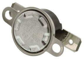 Thermostat Switch, Switching Temperature 150 °C, 240VAC/10A, Normally Closed, Manual Reset, Flange Mount