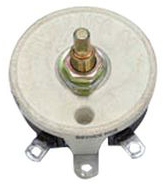 Rheostat, Wirewound, 1-Turn, 80R±10%, 50W, 750Vrms/0.79A max, Panel Mount, 58.67x34.93mm