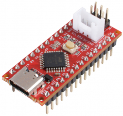 Seeeduino Nano - fully compatible with Arduino Nano on pinout and sizes