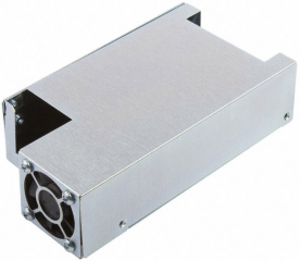 Cover Kit End Fan for use with: GCS150, GCS180, GCS250 Series Power Supplies