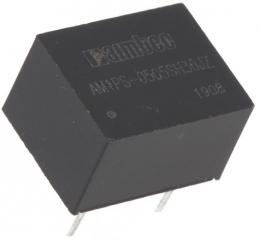 1W; Single; Uin:4.5-5.5V; Uout:5VDC; Iout:0.2A; Eff. 82%; -40 to +105°C; I/O Isol. 3000VDC
