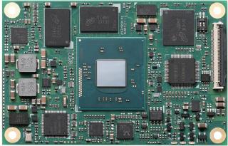 Extreme Rugged COM Express® Mini Size Type 10 with Quad-core Intel® Atom™ E3845@1.91GHz; 2GB non-ECC DDR3L; 8GB eMMC flash storage; -40°C to +85°C