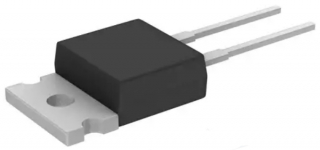 High Stability Thin Film Resistor, Pulse Withstanding, 35W(w/Heatsink), 1.0W( Free Air), 100R, 1%, 50ppm, TO220-2