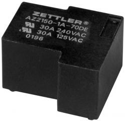 40A/30VDC; Coil 12V 155 Ohms; SPDT Monostable; Sealed