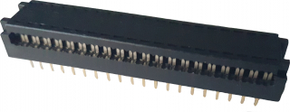 PCB Connector, Flat Cable to DIP40