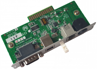 Interface board for RP-D/E Powered Serial + USB
