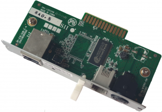 Ethernet Interface board for RP-D/E