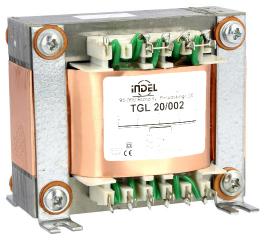 Трансформатор  за високоговорител 20VA 10kOm/8Om