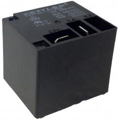 40A/30VDC; Coil 12V 155Ohms; SPST-NO Monostable; 6.35mm Quick-Connect Terminals; Sealed