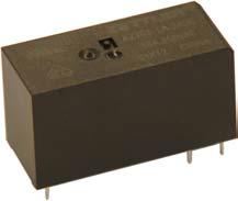 16A; Coil 24V 1440 Ohms SPDT miniature; Sealed