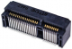 Mini PCI Express Socket; Top Mount; SMD; Stand off 9.9mm