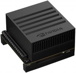 NVIDIA Volta GPU 512 CUDA + Tensor cores; 8-core ARM v8.2 64-bit CPU 8MB L2 + 4MB L3 Cache; 32GB 256-bit LPDDR4; 32GB eMMC 5.1; 10/100/1000BASE-T