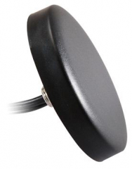 COMBO MIMO Mobile ROOF Antenna 698-960/1710-2690MHz, Main/Aux Gain 2.5/2.0 dBi, Cable 2x12m, SMA, 80x5mm,