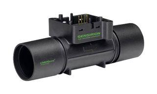 Gas Flow Sensor for Non-Aggressive Gases(Air, N2, O2, …), Flow Ranges 200slm, 2%, 0.7-1.3 bar, Interface I2C