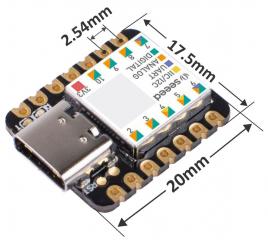 Seeeduino XIAO - Arduino Microcontroller - SAMD21 Cortex M0+