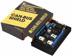 CAN-BUS Shield V2