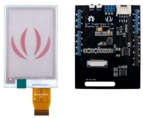 2.7'' Triple-Color E-Ink Shield for Arduino