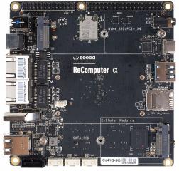 Mini PC (Linux and Arduino Core); 8GB RAM; 64GB eMMC; Quad-Core Intel Celeron J4105; ATSAMD21 ARM Cortex-M0+; Support Windows 10 & Linux OS      EOL