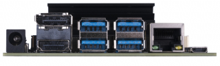 NVIDIA® Jetson Nano Developer Kit-B01; 128-core Maxwell™ GPU; Quad-core ARM® A57 CPU; 4GB 64-bit LPDDR4