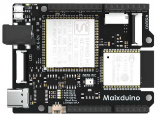 Sipeed Maixduino Kit for RISC-V AI + IoT