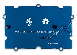 Grove - CO2 & Temperature & Humidity Sensor (SCD30)