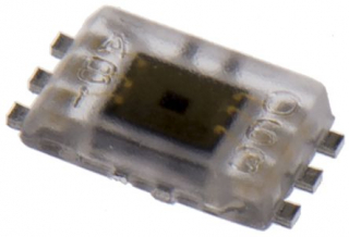 Ambient Light Sensor IC, 560nm, Digital 16bit Serial Output, F=400KHz max, Vcc=3.0V