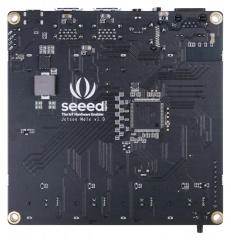 Jetson Nano / Xavier NX Carrier Board for GPU Cluster and Server; with Cooling Fan