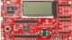 PIC24F LCD Curiosity Development Board