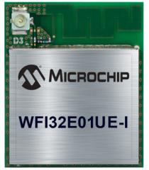Wi-Fi SoC Module; 802.11 b/g/n, 1MB Flash, 320KB RAM, Crypto; 54-pad, 20.5x24.5mm; u.FL connector