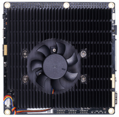 Mini PC (Linux and Arduino Core); 8GB RAM; 64GB eMMC; Quad-Core Intel Celeron J4105; ATSAMD21 ARM Cortex-M0+; Pre-installed&Activated Win10 Enterprise
