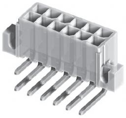 съединител щифтов ъглов с уши за закрепване, P4.20mm, 2X2, 9A/600V
