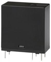 Slim Power Relay, DPST-NO, 24VDC, 530mW, 5A/277VAC, 24x12x25mm, PCB