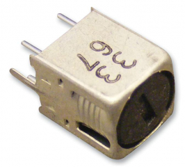 Transformer, Matching, 40kHz, Variable Inductance 6mH, Q 90, 1:10, Matching transducer 400EP18A