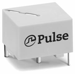 Current Sense Transformer, 25A max, 500kHz max, Turns ratio 1:50, 17.6x15x12mm, TH