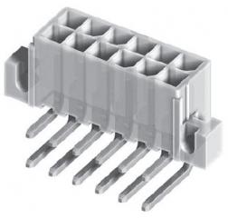 съединител щифтов ъглов с уши за закрепване, P4.20мм, 2X1, 9A/600V, UL 94V-0