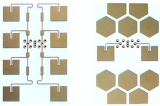 RADAR Module, K-Band(24GHz) VCO Sensor, Detection of Direction, Velocity, Distance, Analog Output