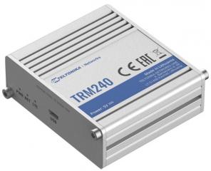 Industrial LTE (Cat1)/3G/2G Modem; -40°C to 75°C; IP30