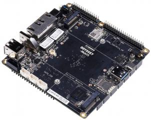 Mini PC (Linux and Arduino Core); 8GB RAM; 64GB eMMC; Quad-Core Intel® Celeron® J4125; ATSAMD21 ARM® Cortex®-M0+; Supports Windows 10 & Linux OS