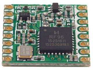 RFM95 Ultra-long Range Transceiver LoRa Module, 868MHz Frequency