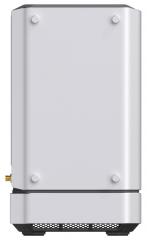 Compact Edge Server; Intel Core i3 1115G4; 8GB DDR4 (max 64GB); 256GB SSD; Dual 2.5-Gigabit Ethernet, USB3.2 Type-A, USB2.0 Type-A, HDMI, DP, WiFi+BT