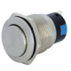 19mm round momentary vandal-resistant 2NO+2NC