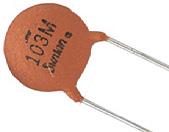 68pF 50V +/-5% SL P:2.54mm