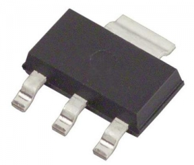 Smart High-Side Power Switch,OCP,SCP,OVP,OTP,Vbb=12-45V,IL=1.4A